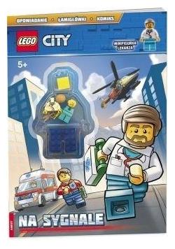 LEGO(R) City. Na sygnale