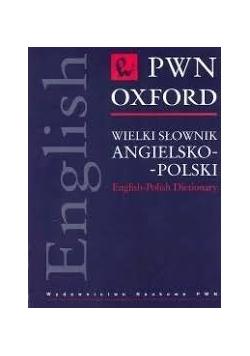 Wielki Słownik Angielsko-Polski English-Polish Dictionary