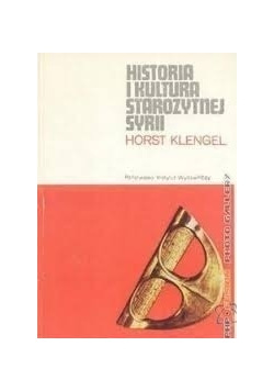Historia i Kultura Starożytnej Syrii