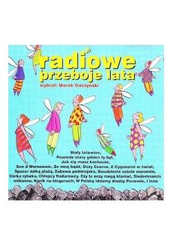 Radiowe przeboje lata, płyta CD