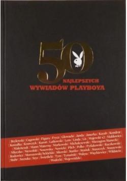 50 najlepszych wywiadów Playboya