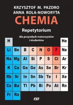 Chemia.Repetytorium dla przyszłych maturzystów..OE