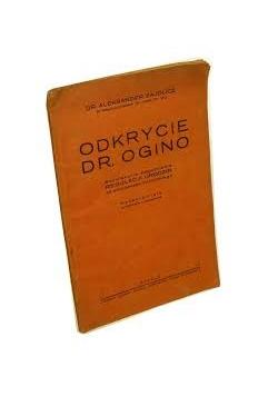 Odkrycie dr. Ogino, 1937 r.