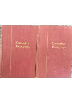 Kontemplacje Ewangeliczne, Tom I-II, 1929 r.