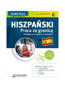 Hiszpański Praca za granicą  dla początkujących i średnio zaawansowanych A1-B1 CD