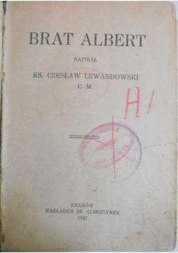Brat Albert, 1927 r.