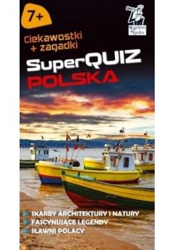 SuperQuiz Kapitan Nauka Polska