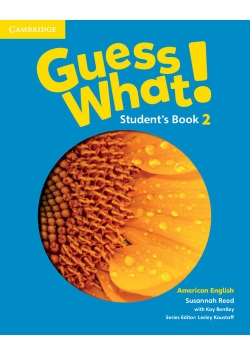 Guess What! 2 Student's Book