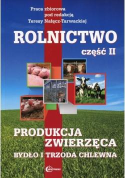 Rolnictwo Część 2 Produkcja zwierzęca Bydło i trzoda chlewna Podręcznik