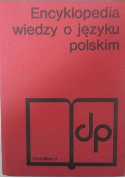 Encyklopedia wiedzy o języku polskim