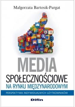 Media społecznościowe na rynku międzynarodowym