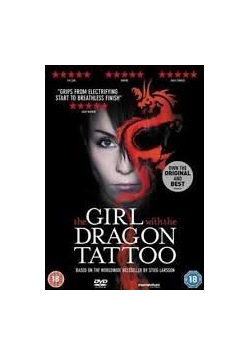 The girl with dragon tattoo, DVD