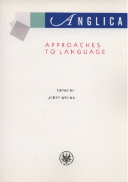 Anglica Approaches to language