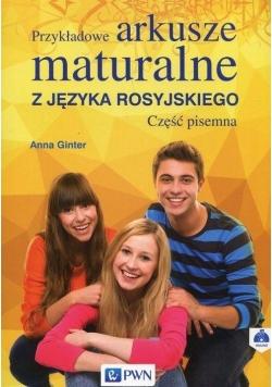 Przykladowe arkusze maturalne z języka rosyjskiego