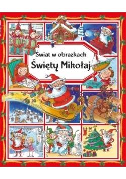 Świat w obrazkach - Święty Mikołaj BR