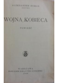 Wojna kobieca, 1928r.