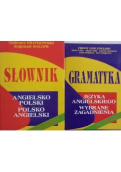 Słownik Angielsko Polski/ Gramatyka języka angielskiego