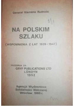 Na polskim szlaku
