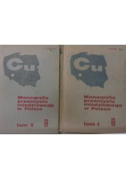 Monografia przemysłu miedziowego w Polsce, tom 1 i 2