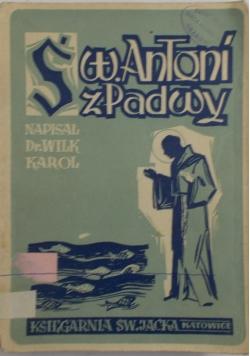 Św, Antonii z Padwy, 1949 r.
