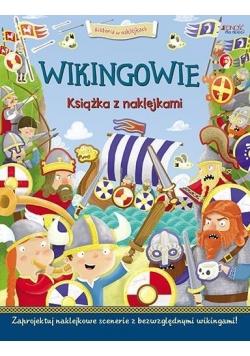 Wikingowie. Historia w naklejkach
