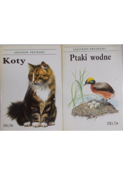 Leksykon Przyrody. Koty/ Ptaki wodne
