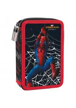 Piórnik dwukomorowy Spider-Man 12 DERFORM