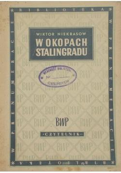 W okopach stalingradu , 1949 r.