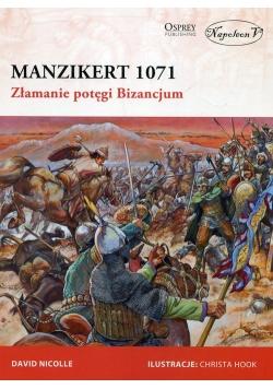 Manzikert 1071 Złamanie potęgi Bizancjum