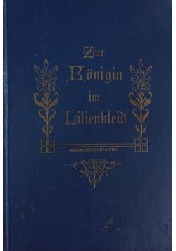 Bur Konigin im Filieukleid ,1916r.