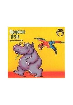 Hipopotam i frezja. Audio CD