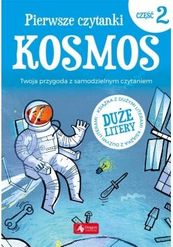 Pierwsze czytanki cz.2 Kosmos