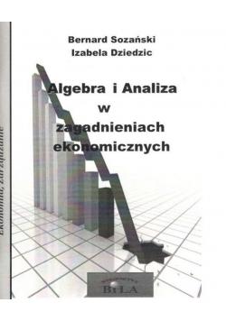 Algebra i analiza w zagadnieniach ekonom. w.2015