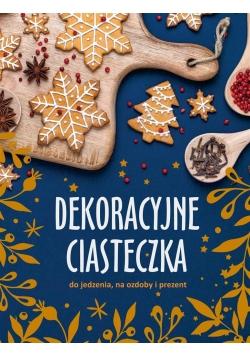Dekoracyjne ciasteczka do jedzenia, na ozdoby...