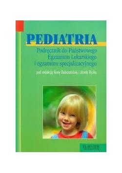 Pediatria. Podręcznik do Państwowego Egzaminu Lekarskiego i egzaminu specjalizacyjnego.