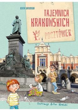 Tajemnica krakowskich pocztówek