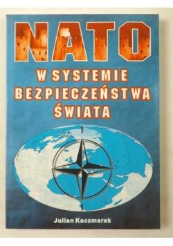 Nato w systemie bezpieczeństwa świata