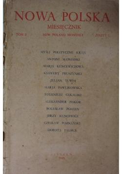 Nowa Polska, Tom II, 1943r.