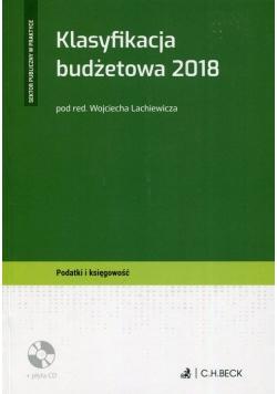 Klasyfikacja budżetowa 2018 + CD