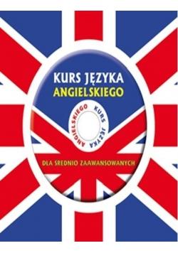 Kurs J. angielskiego dla średniozaawans. CD Mp3
