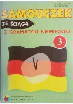 Samouczek z gramatyki niemieckiej