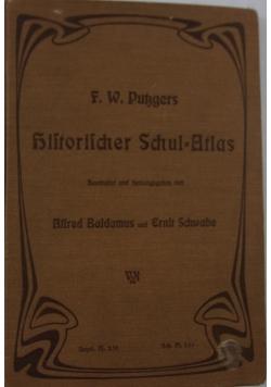 Historischer Schul-Atlas, 1910 r.