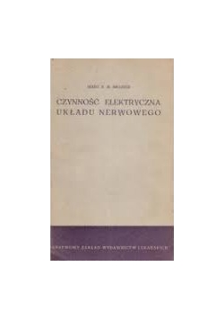 Czynność elektryczna układu nerwowego