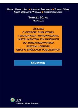 Ustawa o ofercie publicznej