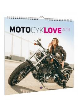 Kalendarz 2019 KD-1 Motocyklove AVANTI