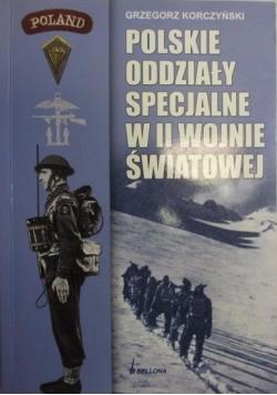 Polskie Oddziały Specjalne w II wojnie światowej