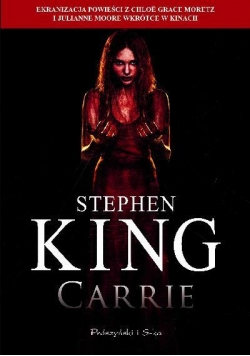 Carrie - Stephen King filmowa