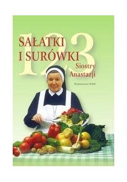 123 sałatki i surówki siostry Anastazji