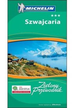 Zielony przewodnik - Szwajcaria Wyd. I