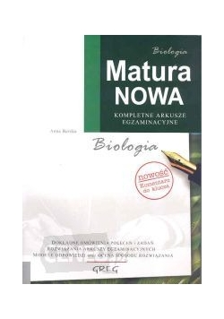 MATURA NOWA BIOLOGIA